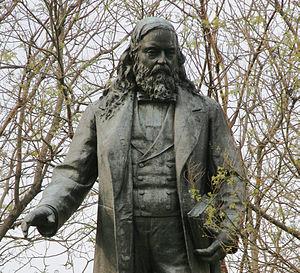 Albert Pike - Brigadier General Albert Pike statue, Washington, D.C.