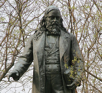 Albert Pike - Brigadier General Albert Pike statue, Washington, D.C.