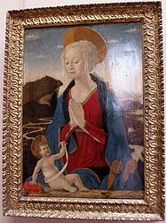 Alesso Baldovinetti: Madonna and Child