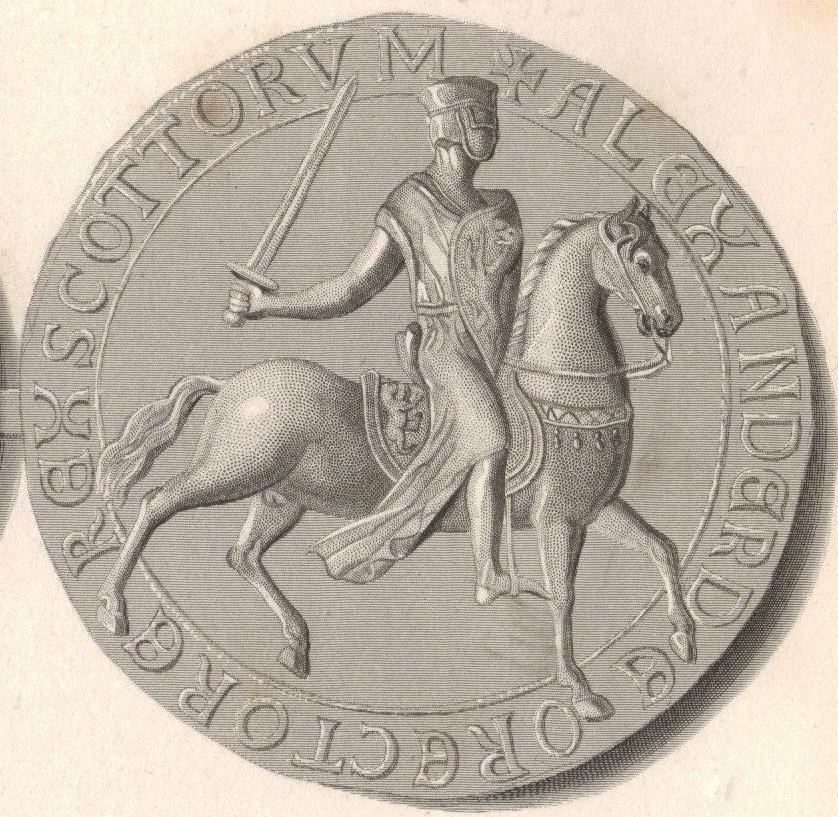 Alexander II (Alba) ii