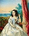 Alexandra Fedorvna's lady in waiting by C.T.von Neff.jpg