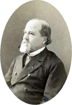 Alexandre Bertrand - Alexandre Bertrand, in 1882.
