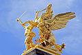 Alexandre III Bridge, Paris 4 July 2014 003.jpg