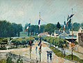 Alfred Sisley (1839-1899) - 14 July at Marly, France - BMP.160 - The Higgins Art Gallery ^ Museum.jpg