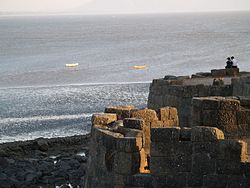 Alibag Fort in Alibag