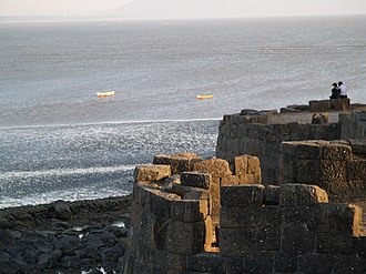 Alibag - Alibag Fort in Alibag