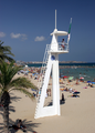 Alicante life guard tower.png