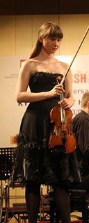 Alicja Smietana Polish violinist