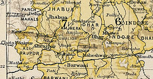 Alirajpur State - Alirajpur State in the Imperial Gazetteer of India