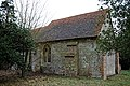 All Saints Church, Berners Roding, Essex nave from northwest.jpg