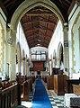 All Saints Church, Dickleburgh, Norfolk - West end - geograph.org.uk - 814571.jpg