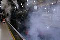 All steamed up^ 44932 arrives at London's Victoria station. - panoramio.jpg