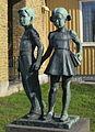 All vår början av Jonas Fröding, skulptur i Malmö.jpg