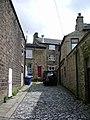 Alley off Deardengate - geograph.org.uk - 430117.jpg