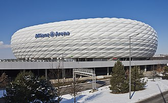 Stadium - Allianz Arena