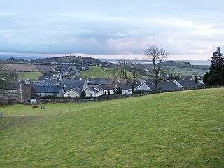 Allithwaite Human settlement in England