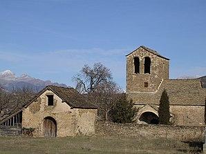 Kirche von Allué