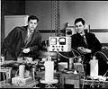 Alojz Paulin 1959, Mikrotron IJS.jpg