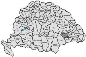 Alsó-Fehér County - Image: Also feher