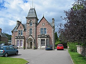 Camanachd Association -  Camanachd Association HQ in Inverness