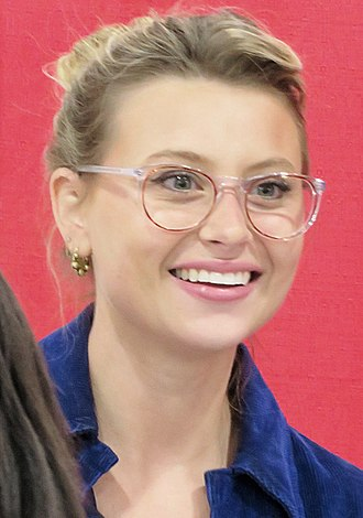 Aly Michalka - Michalka in May 2017