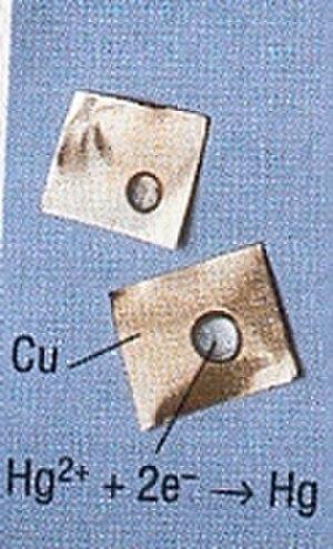 Amalgam (chemistry) - The amalgam probe