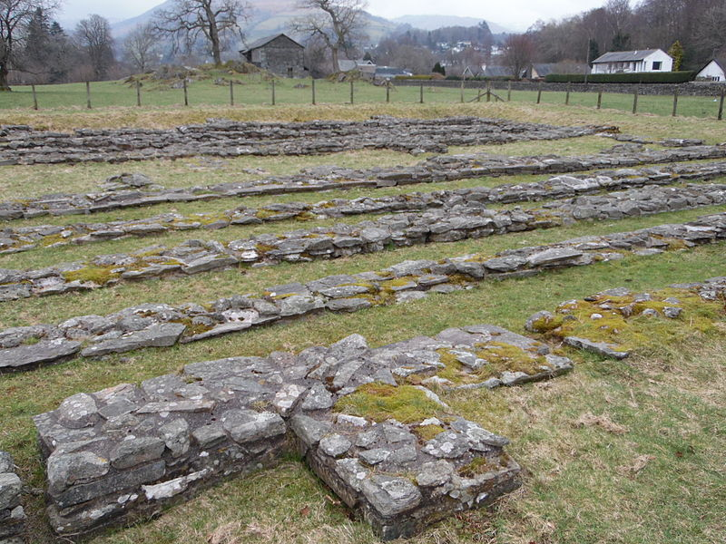 File:Ambleside Roman Fort, Cumbria 32.jpg