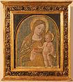 Ambrogio bevilacqua, madonna col bambino, 1495-1499, tempera su tela e ricamo in seta 01.JPG