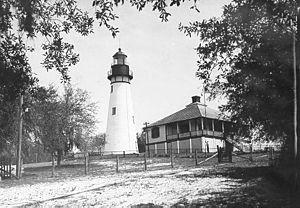 Amelia Island Light - Image: Ameliaislandlh