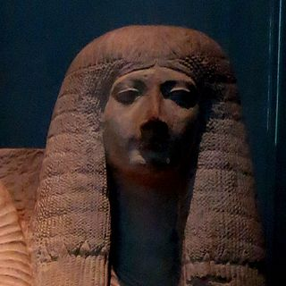 Amenia (wife of Horemheb) ancient Egyptian noblewoman, first wife of Horemheb