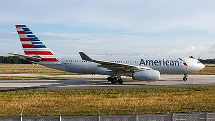 American Airlines Airbus A330-200 (N291AY) at Frankfurt Airport (2).jpg