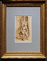 Amsterdam - Rijksmuseum - Late Rembrandt Exposition 2015 - Female Nude Seated in Front of a Stove, Rembrandt Harmensz. van Rijn, 1661 - 1662 B.jpg