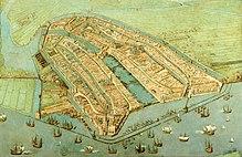 Amsterdam Wikipedia - Where is amsterdam