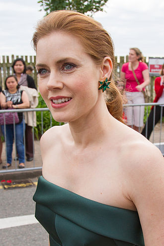 71st Golden Globe Awards - Amy Adams, Best Actress in a Motion Picture – Musical or Comedy winner
