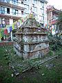 An old stupa in Thamel.jpg