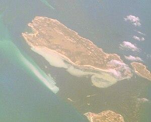 Anderson Island (Tasmania) - Anderson Island is the big island