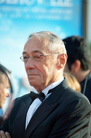 André Téchiné - Image: André Téchiné 2008