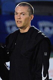 Andrew Gregor American soccer player