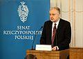 Andrzej Rzepliński Konferencja Konstytucja jako fundament państwa prawa Senat RP.JPG