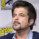 Anil Kapoor at Comic-Con