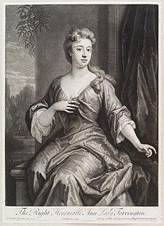 Anne Newport, Baroness Torrington British aristocrat and social reformer