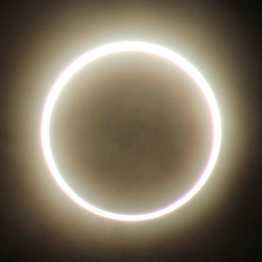 Annular Solar Eclipse May 10 2013 Northern Territory Australia