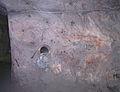 Anstehendes Steinsalz mit Versuchsbohrung Schachtanlage Asse.jpg