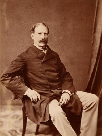 Fontes Pereira de Melo - Fontes Pereira de Melo in 1883