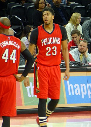 New Orleans Pelicans accomplishments and records - Anthony Davis became the face of the Pelicans in 2012.