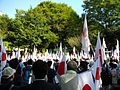 Anti-Chinese government rally on 16 October 2010 at Roppongi 02.jpg