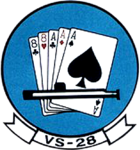 Anti-Submarine Squadron 28 (US Navy) insignia c1983.png