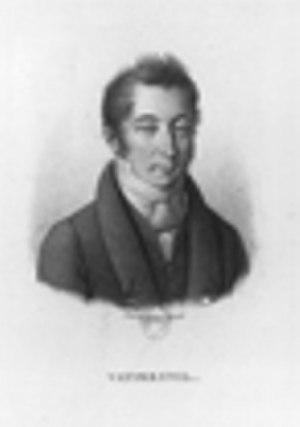 Antoine Lefebvre de Vatimesnil - Image: Antoine Lefebvre de Vatimesnil