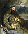 Anton van Dyck - Saint Francis of Assisi in Ecstasy.jpg