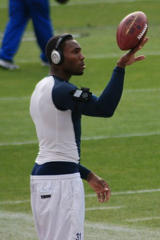 Antonio Cromartie - Cromartie with the Chargers